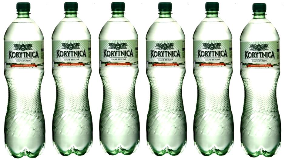 Korytnica, магний-кальциевая минеральная вода 1,5L, упаковка - 6 бут.